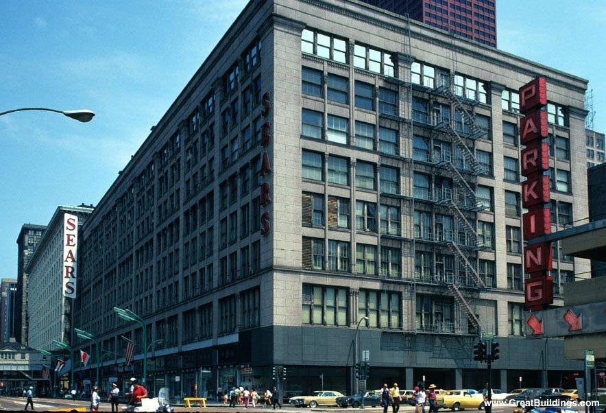 Leiter building